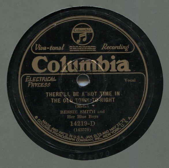Columbia 14219 D